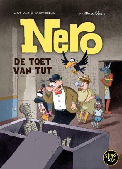 Nero hommage 2 De Toet van Tut