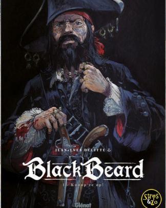 black beard 1 knoop ze op