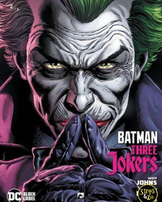 Batman Three Jokers 2