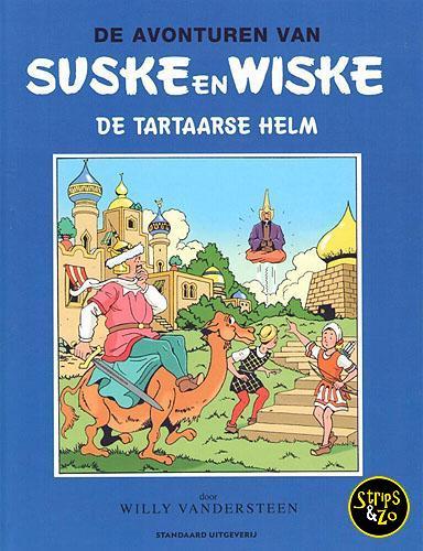 suske en wiske De Tartaarse Helm