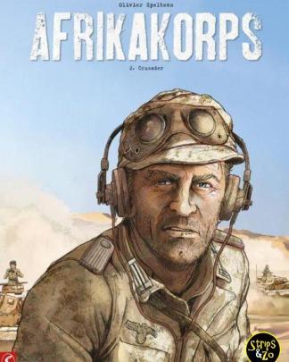 Afrikakorps 2 Crusader