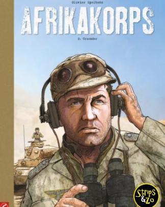 Afrikakorps Collectors Edition 2 Crusader
