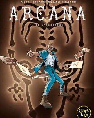 Arcana 1 De spookbaron