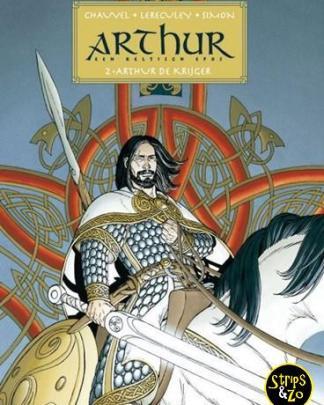 Arthur 2 Arthur de Krijger