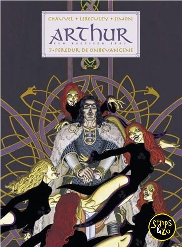 Arthur 7 Peredur de Onbevangene