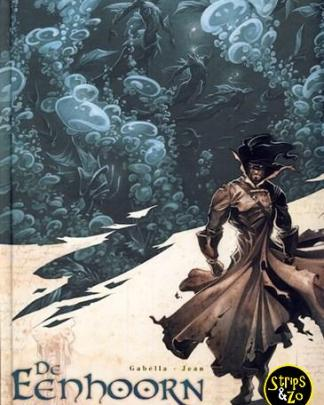 Eenhoorn De 3 De zwarte wateren van Venetie