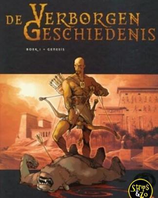Verborgen Geschiedenis 1 Genesis