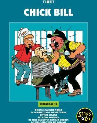 Chick Bill integraal 11