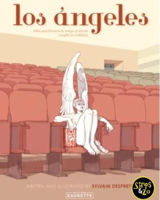 Artbook Los Angeles Sylvain Despretz