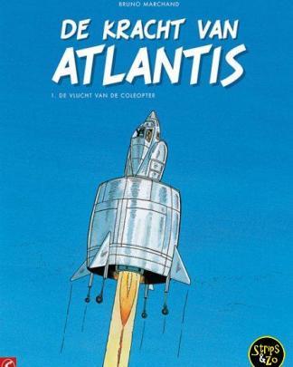 De Kracht van Atlantis 1 De Vlucht van de Coleopter