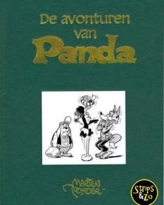 Panda Bundels 29 De avonturen van Panda