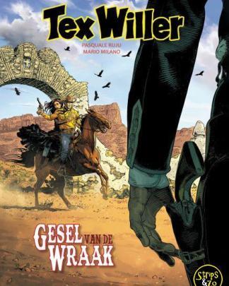 Tex Willer Kleur 10 Gesel van de wraak