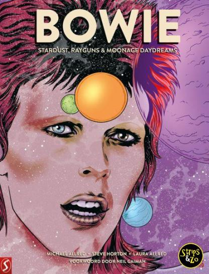 bowie stardust rayguns And moonage daydfreams