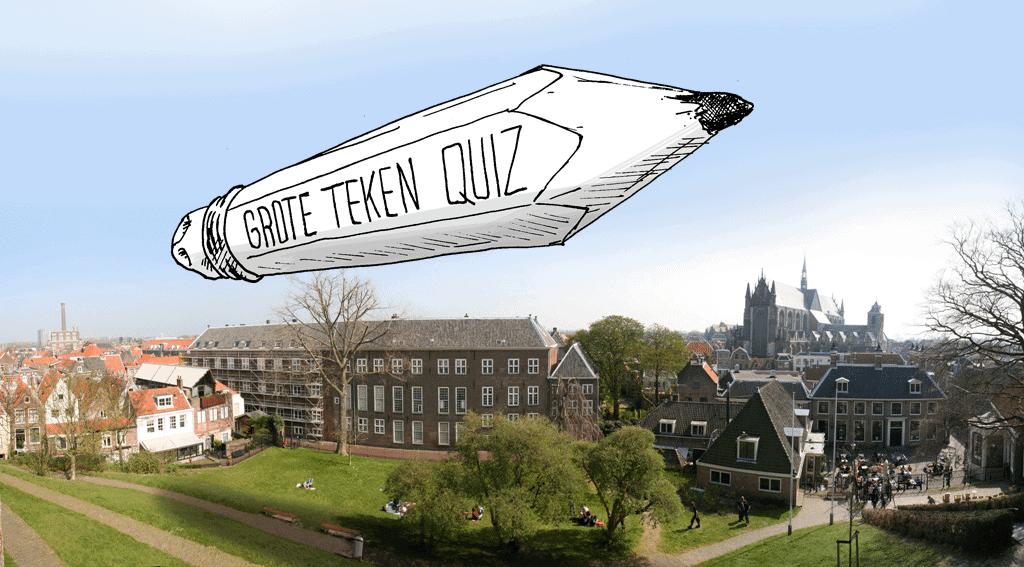 Strips op Maat en Quizwijzer.nl organiseren de 'BIG DRAW' TekenQuiz op donderdag 25 september 2014