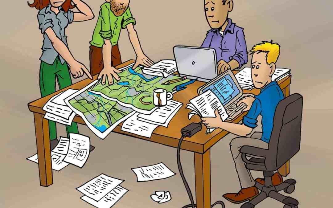 Illustraties voor Synergienl.com