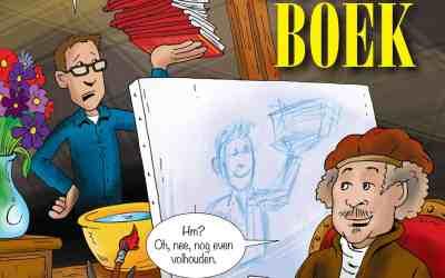 Strips op Maat aan de slag met het Leids Stripboek!