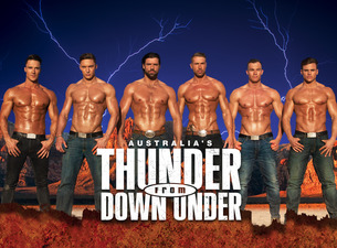 How to become a Thunder From Down Under dancer
