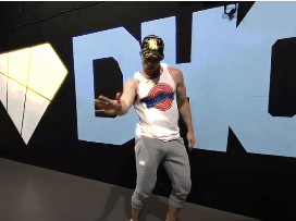 Male Stripper Dance Moves - 'Walking Body Roll'