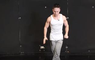 Male Stripper Dance Moves - Dance Combo #2