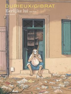 Strips Ahoy, Strips, Stripboeken, Stripverhalen, Gibrat, Vrije Vlucht, Eerlijke Lui, Deel 4, Dupuis, Bestellen, Kopen