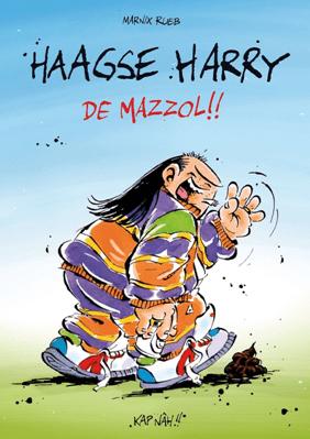 Haagse Harry, De Mazzel, Strip, Bestellen, Kopen, Stripboek