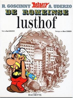 Asterix, Asterix 17, Romeinse Lusthof, Obelix, Kopen, Bestellen, strip, stripboek, stripwinkel