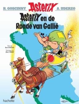 Asterix, Asterix 5, Ronde, Gallië, Obelix, Kopen, Bestellen, strip, stripboek, stripwinkel