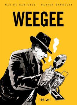 Weegee, strips, stripboeken, Mannaert, Blloan, Kopen, Bestellen