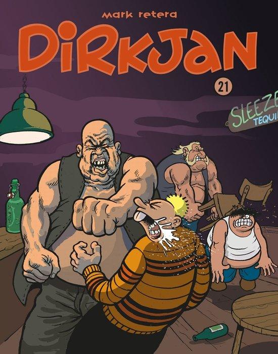 Dirkjan 21, strip, stripboek, kopen, bestellen
