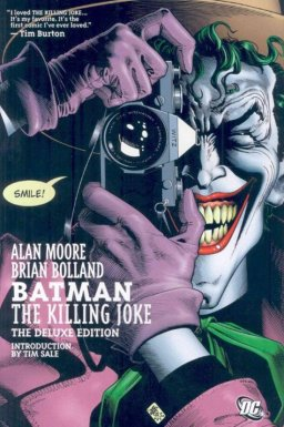 Killing Joke, Alan Moore, DC, Batman