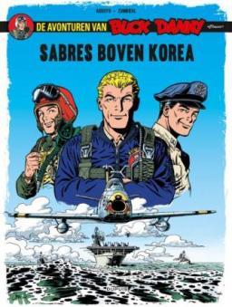 Buck Danny Classic 1, Sabres boven Korea