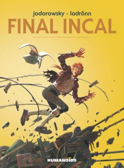 Final Incal, Kopen, Bestellen, Buy, Order, Netherlands, comic, Humanoids, album, integraal, hardcover, netherlands, comic, heavy metal