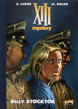 XIII Mystery 6, Khani, Luxe, Bestellen, Kopen, online, strips, stripboek, stripverhaal, uitgave, Billy Stockton