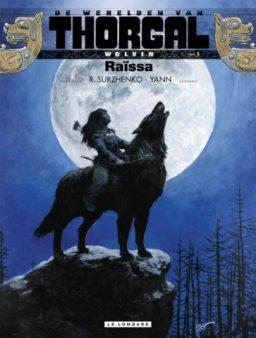 thorgal, wolvin 1, raissa, 9789055817627, strip, stripboek, album, kopen, bestellen