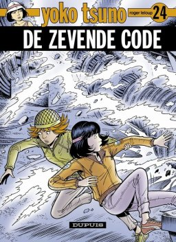 9789031427185, zevende code, Yoko Tsuno 24, Roger Leloup, Strip, Stripverhaal, Stripboek, Kopen, bestellen