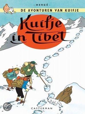 In Tibet Facsimile, Kuifje 20 - in tibet, 9789030329213