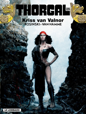 thorgal 28, Kriss van Valnor
