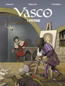 Vasco 27, I pittori, nieuwe vasco