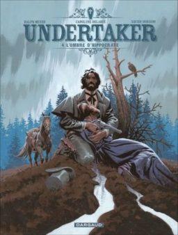 Undertaker 4 - De schaduw van Hippocrates, 9789085585053