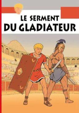 Alex 36, Eed van de Gladiator