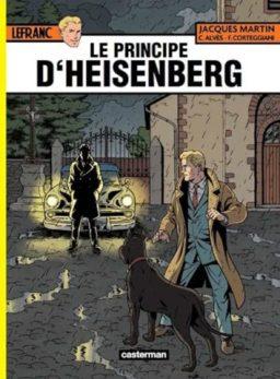 Lefranc 28, Principe van Heisenberg, Heisenberg Principe