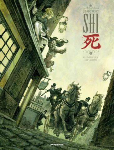 Shi 1, In het begin was er woede