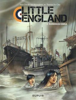 Little England 2, Koningscobra HC, 9789031435609