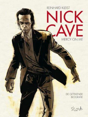 9789492117762, Richard Kleist, Nick Cave, Have mercy on me