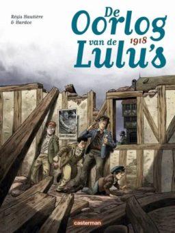 Oorlog van de Lulu's 5 - Allerlaatste Keer, 9789030372707