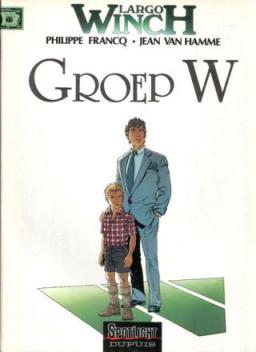 Largo Winch, Groep W, 9789031414567