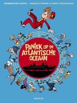 Robbedoes door... 6, Paniek op de atlantische Oceaan