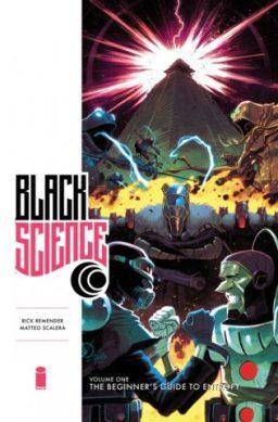 Black Science HC 1