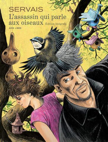 Moordenaar die met vogels praat