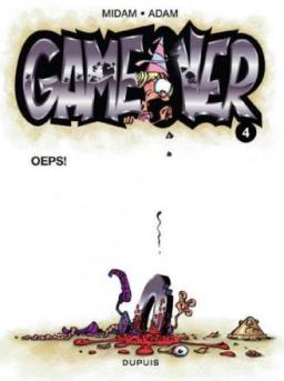 Game over 4, oeps!, 9789031430017